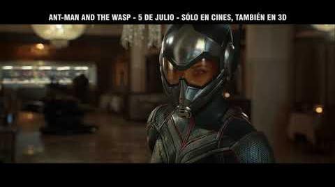ANT-MAN Y THE WASP - ESTRENO 5 DE JULIO EN COLOMBIA