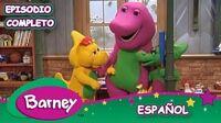 Barney Eso me hace enojar (Completo)