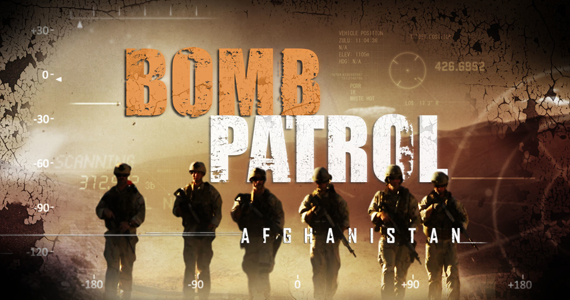 Bomb Patrol Afganistan