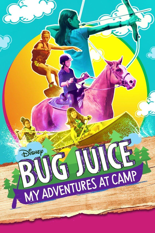 Bug Juice: Aventuras de Campamento