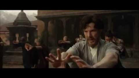 Doctor Strange- Hechicero Supremo - TV Spot Latino