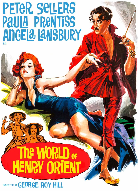 El mundo de Henry Orient
