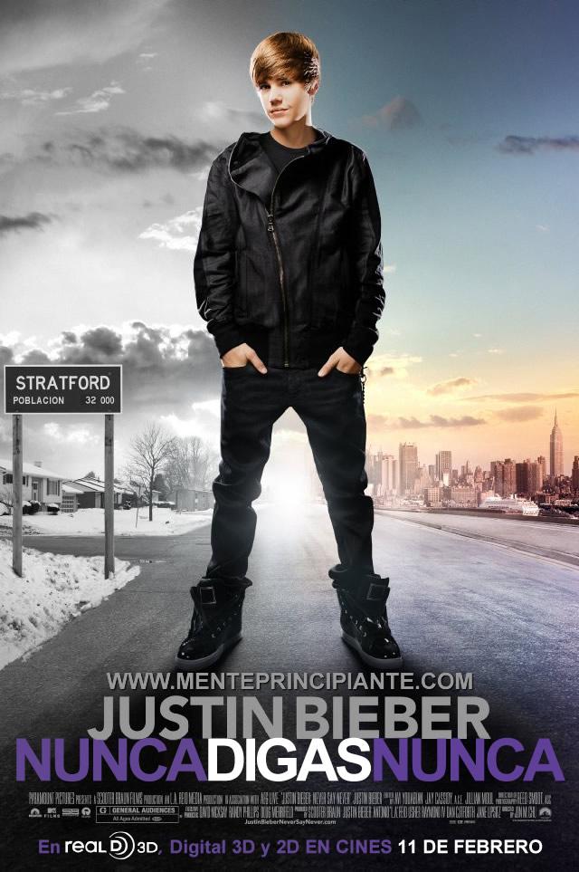 Justin Bieber: Nunca digas nunca
