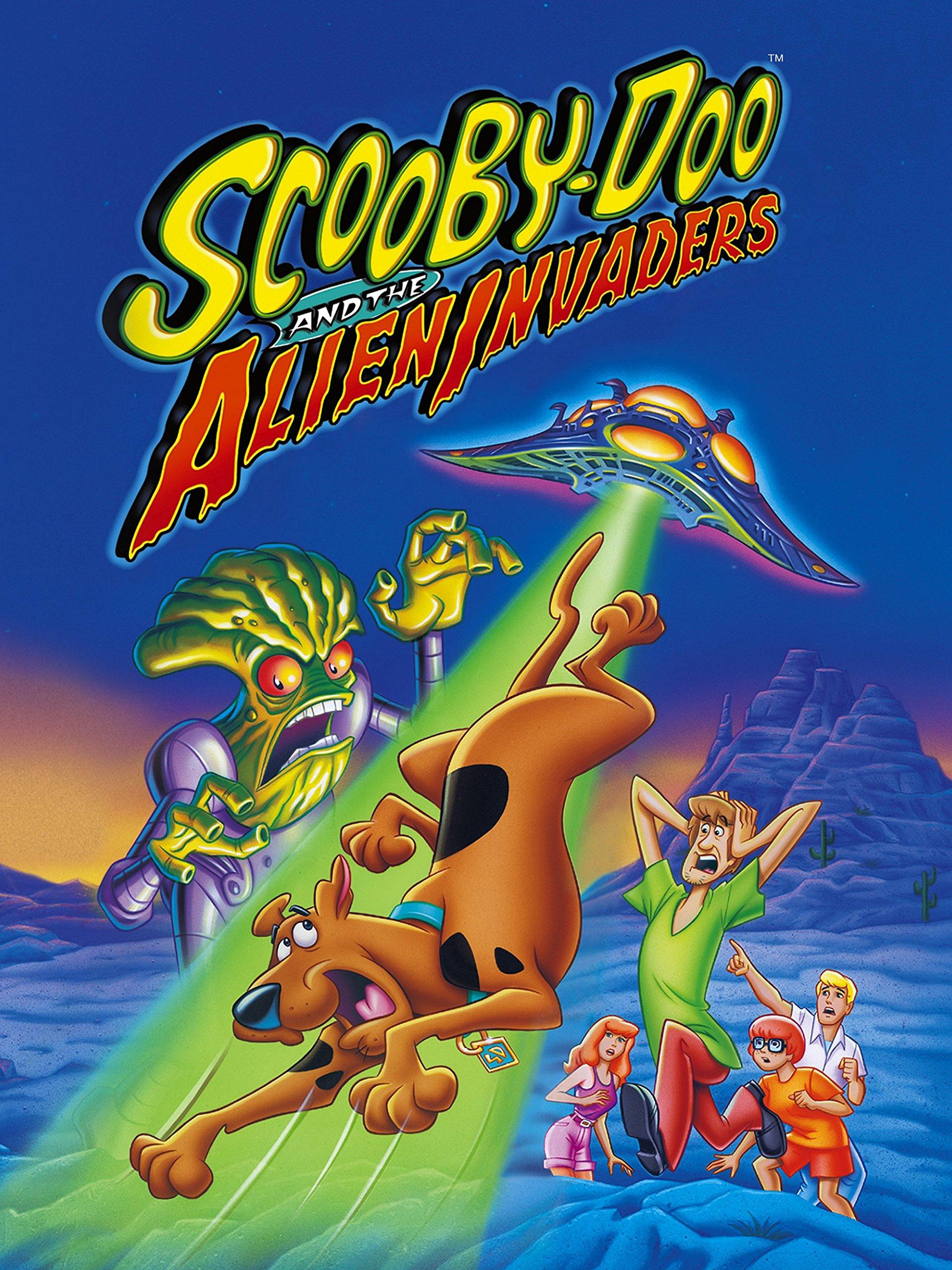Scooby-Doo y los invasores alien