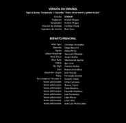 Tiger & Bunny creditos 3