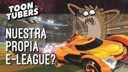 ¿QUÉ ES LA TOONTUBERS LEAGUE? Toontubers Cartoon Network
