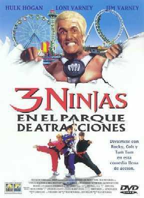 3 ninjas: Mediodía en la Megamontaña