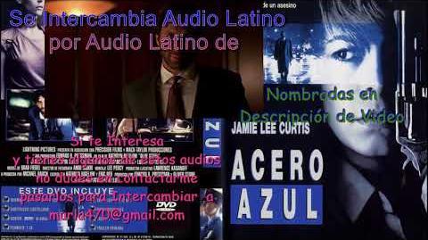 Blue Steel 1989 Doblaje Latino