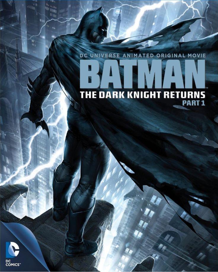 Batman: Regresa el caballero nocturno