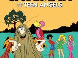 El capitán Cavernícola y los ángeles adolescentes