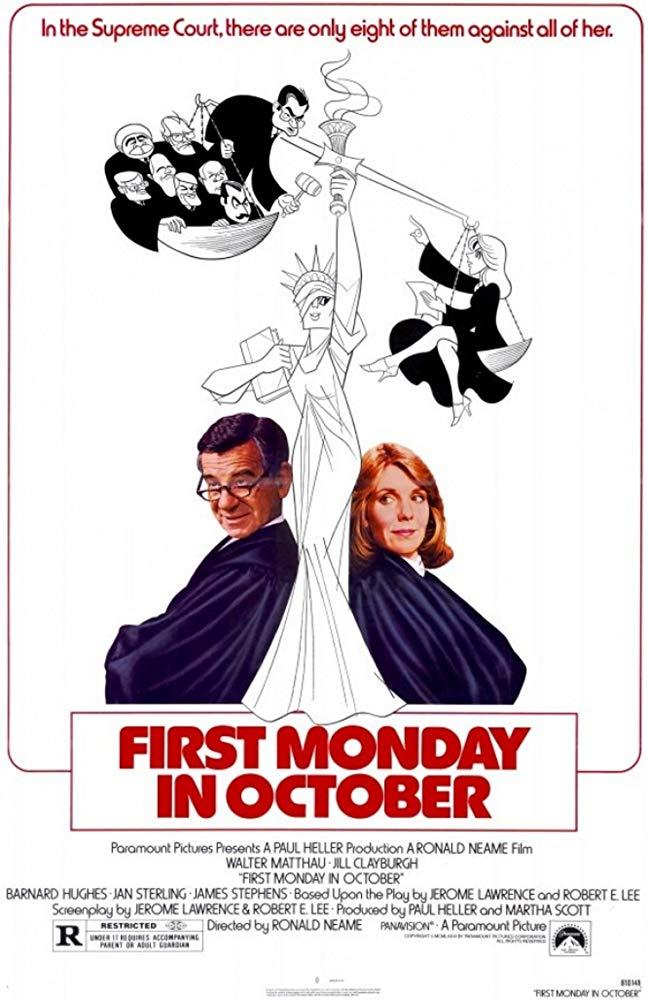 El primer lunes de octubre