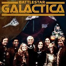 Galáctica astronave de combate