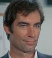 James Bond Timothy Dalton Licencia para matar