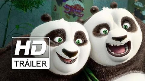 Kung Fu Panda 3 Tráiler Oficial Próximamente en Cines KungFuPanda