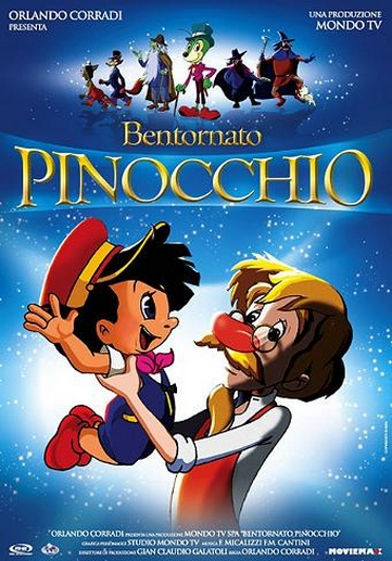 Bienvenido de nuevo Pinocho