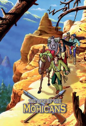 El último de los mohicanos (serie animada)