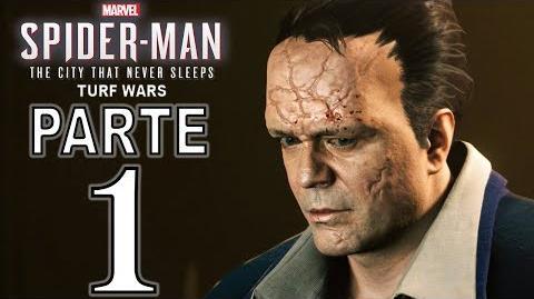 Spider-Man Turf Wars Gameplay en Español Latino Parte 1 - No Comentado (PS4 Pro)
