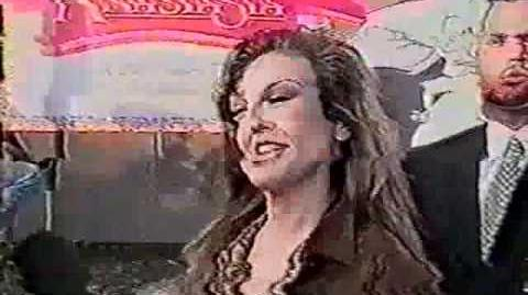 Thalia promocionando Anastasia
