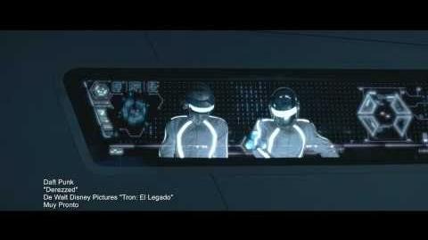 Daft Punk - Derezzed - De Walt Disney Pictures ¨Tron El Legado¨ - Muy Pronto