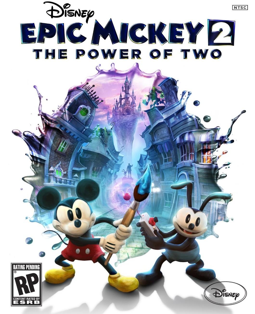 Epic Mickey 2: El poder de dos