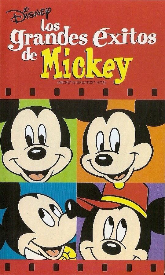Los grandes éxitos de Mickey