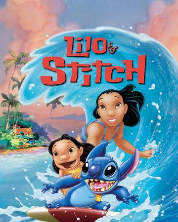 Lilo Stitch Doblaje Wiki Fandom