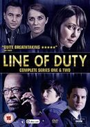 Line of Duty serie BBC 2012 COVER DVD