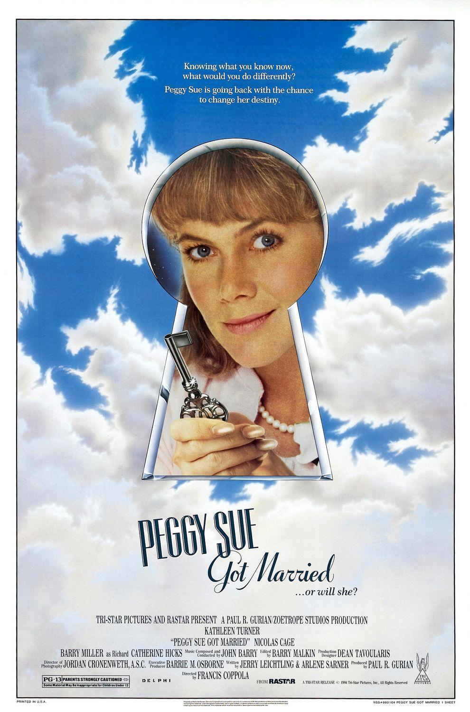 Peggy Sue, su pasado la espera