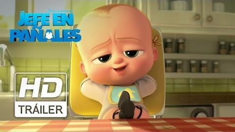 Un Jefe en Pañales Trailer Oficial Doblado 2 Próximamente - Solo en cines
