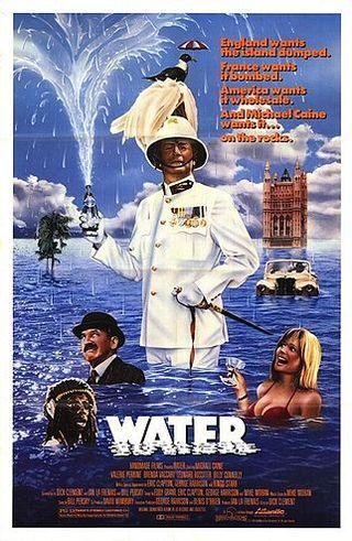El agua que salvó a una nación