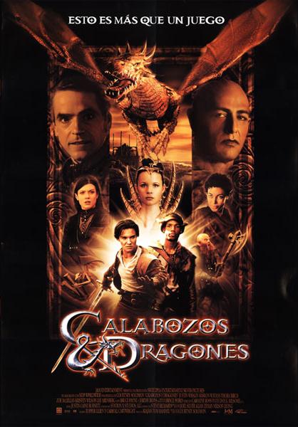 Calabozos y Dragones (película)