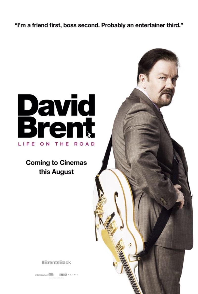 David Brent: Vida en la carretera