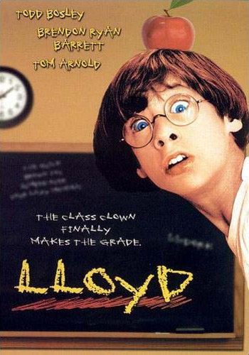 Lloyd, el niño feo