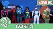 Marvel Rising La Batalla de las Bandas Parte 5