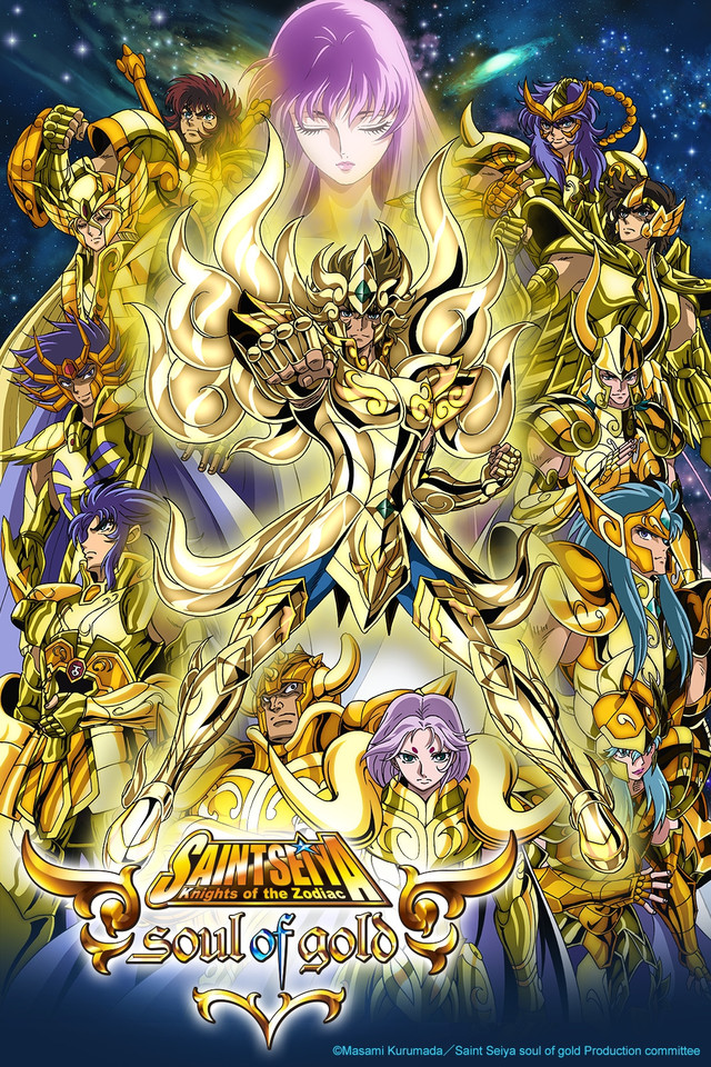 DarkXD96/Propuesta de doblaje - Los Caballeros del Zodiaco: Alma de Oro