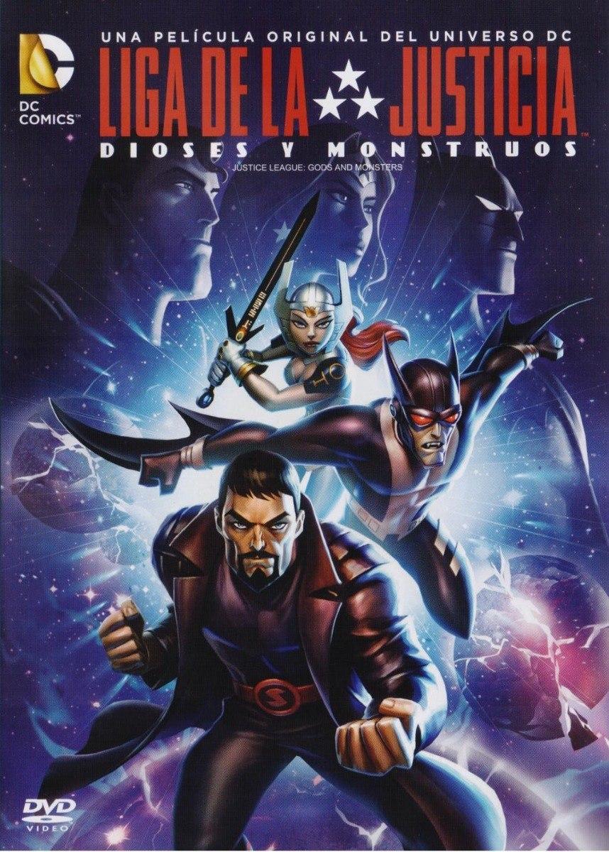 Liga de la Justicia: Dioses y monstruos