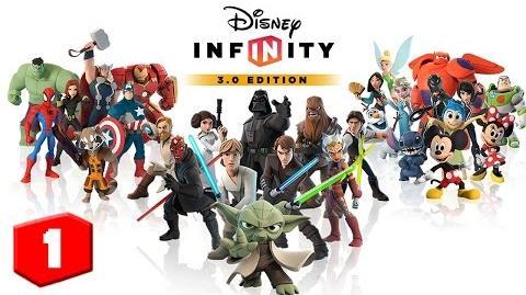 El inicio y Robin Hood!!! EP 1 Disney Infinity 3 8BitCR
