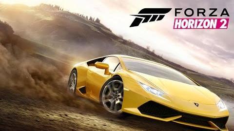 FORZA HORIZON 2 Gameplay XBOX ONE