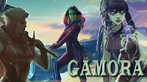 Guardianes de la galaxia (2014) Conoce a Gamora Spot Doblado