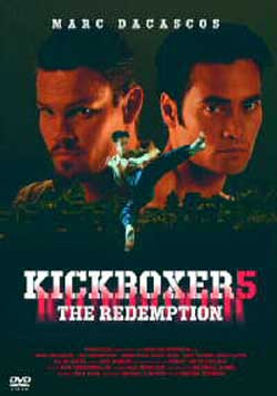 Kickboxer 5: La venganza