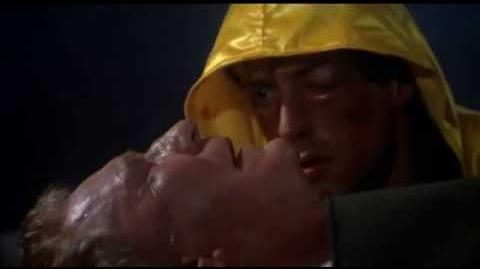 Rocky 3 - La muerte de Mickey Goldmill (Doblaje original)