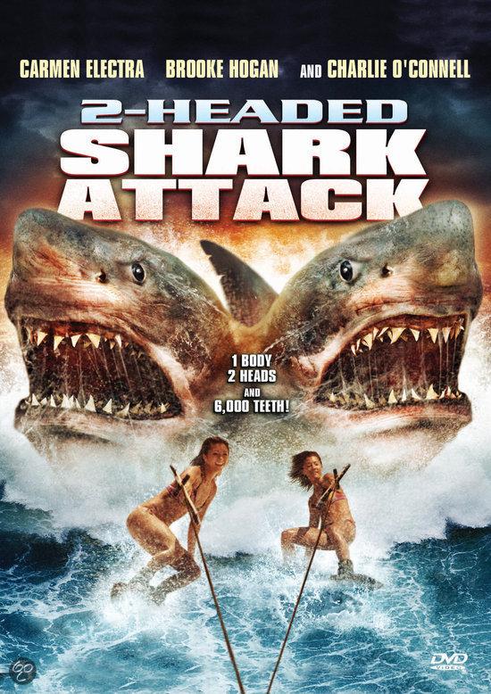 El tiburón de las dos cabezas
