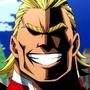 All Might - My Hero Academia