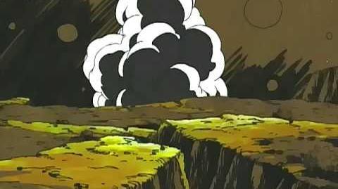 Dr Slump - Goku vs Kid buu