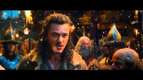 """EL HOBBIT LA DESOLACIÓN DE SMAUG - Viaje 60"""" Doblado HD - Oficial de Warner Bros"""