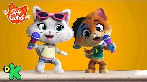 Episodio completo Buffycats en una misión 44 gatos Discovery Kids