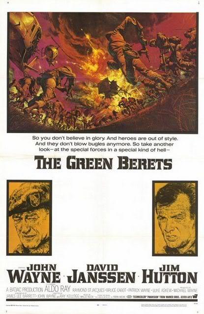 Los boinas verdes
