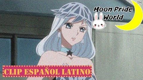 Sailor Moon Crystal - Acto 31 Infinidad 4 Sailor Uranus Sailor Neptune Español Latino