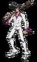 Arte oficial Ryu Anime 2021