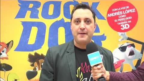 """InfoZOOM ¿Sabe quién es """"Rock Dog, El Perro Rockero""""?"""